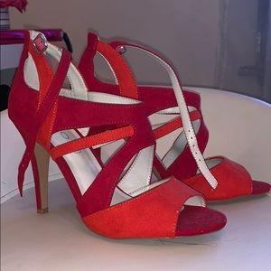 Never Worn Outside!! Beautiful Heels from Aldo